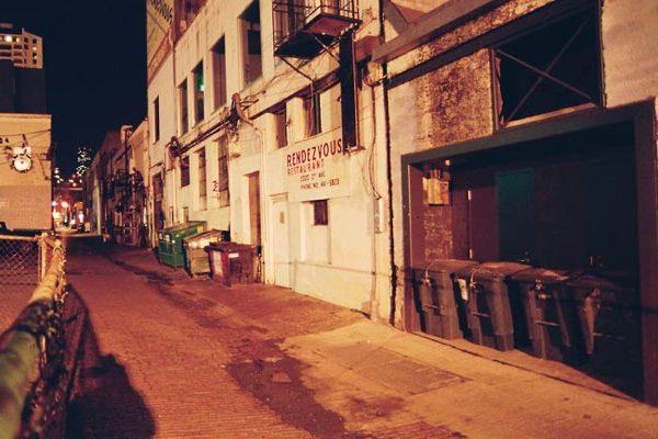 Infamous Alleyways