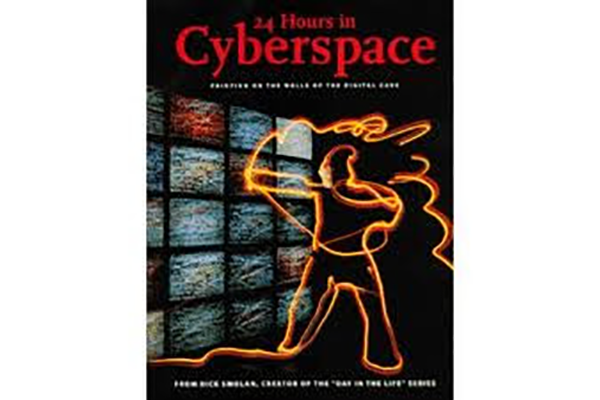 Press: Cyberspace, Real Life Merge For A Day — Internet Users View Images From 500 Sites Around Globe