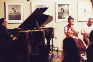 Web - Events - Cafe Music - Aaron Straight
